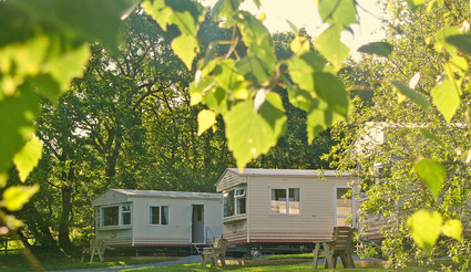 North Devon -  Luxury 3 Bedroom Holiday Caravans